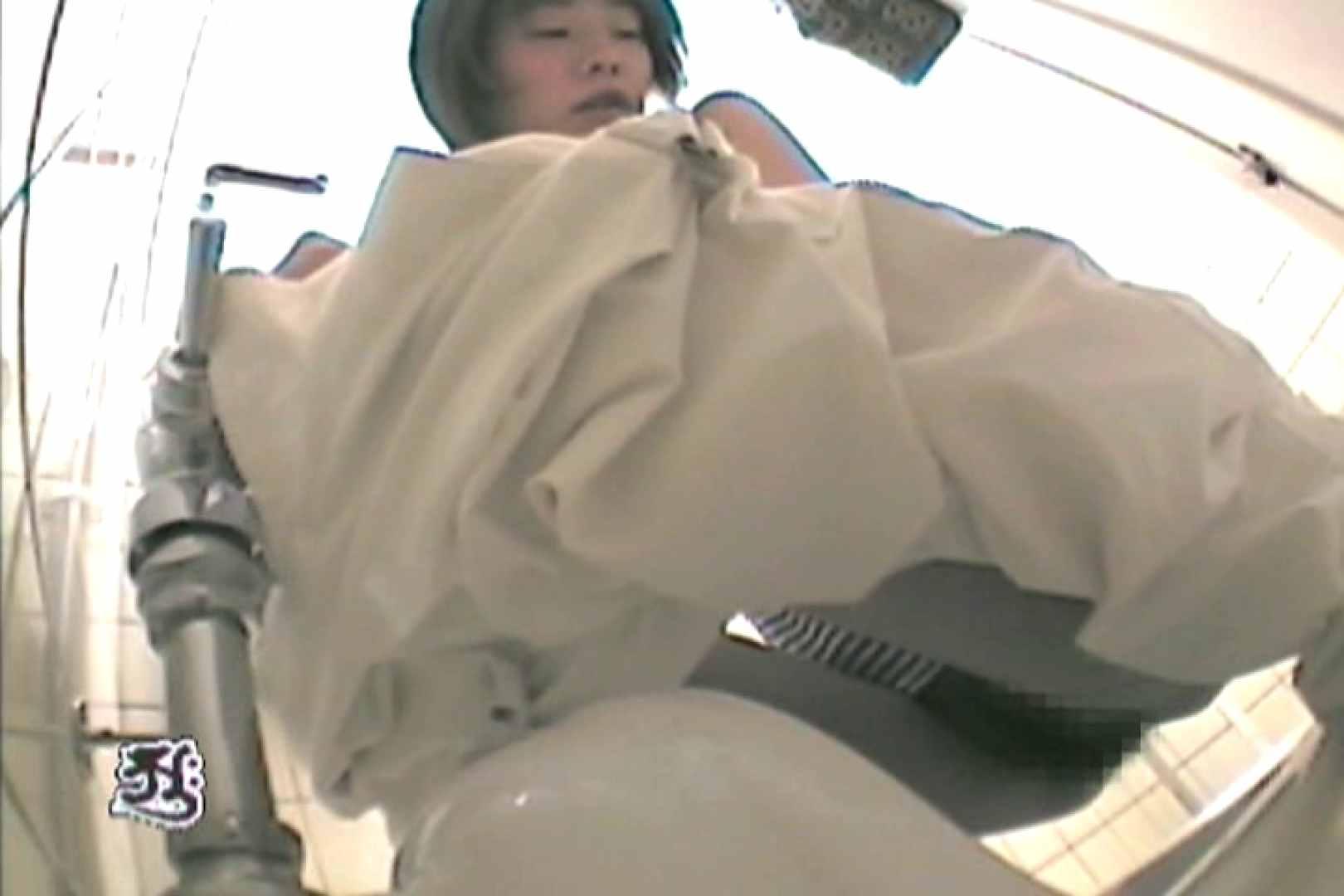 美尻 和式女子洗面所 AIJD1 洗面所 隠し撮りオマンコ動画紹介 65連発 38