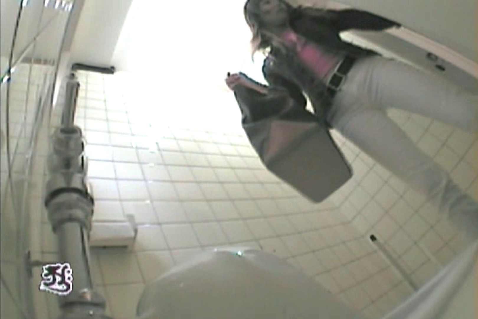 美尻 和式女子洗面所 AIJD1 洗面所 隠し撮りオマンコ動画紹介 65連発 50