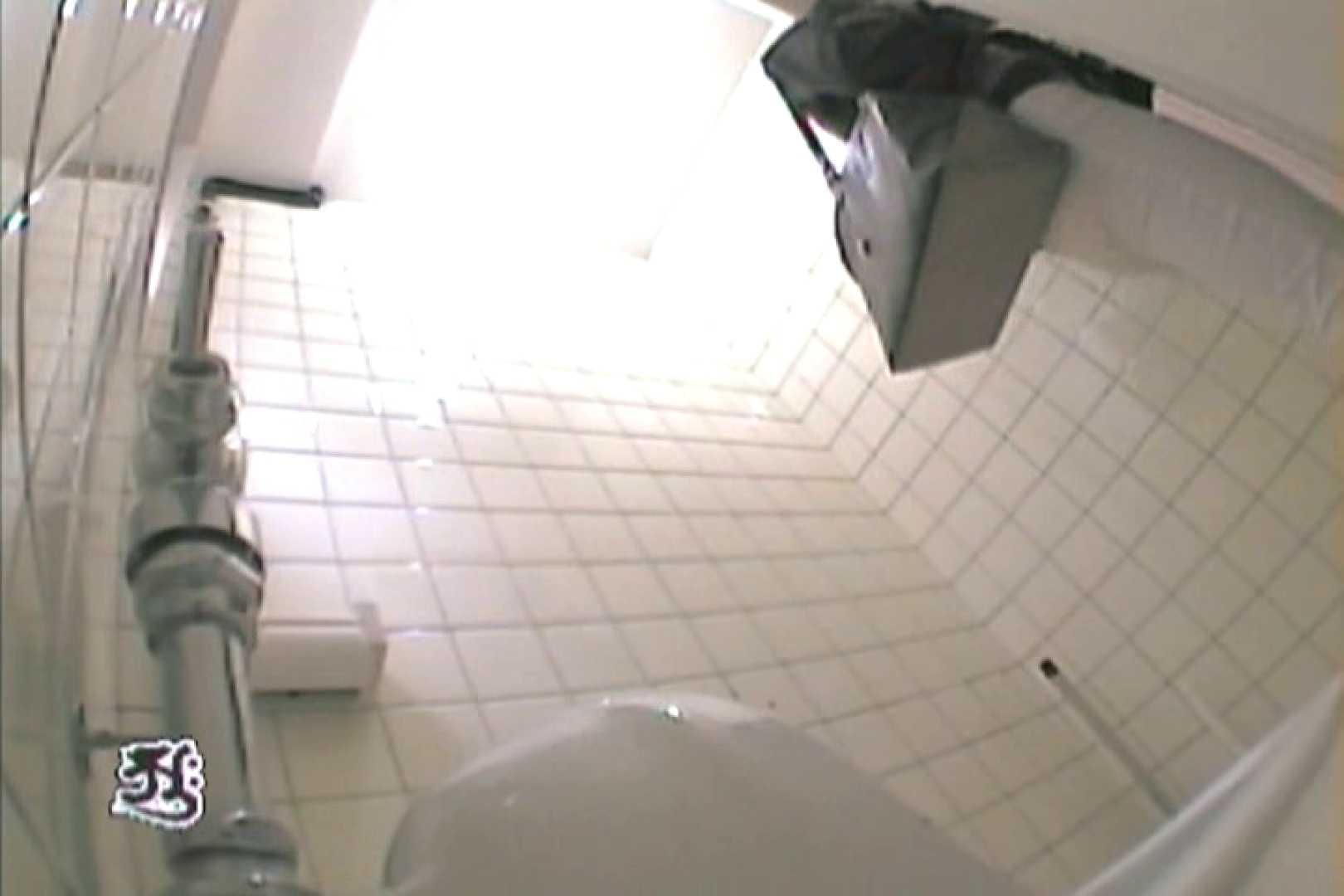 美尻 和式女子洗面所 AIJD1 洗面所 隠し撮りオマンコ動画紹介 65連発 53