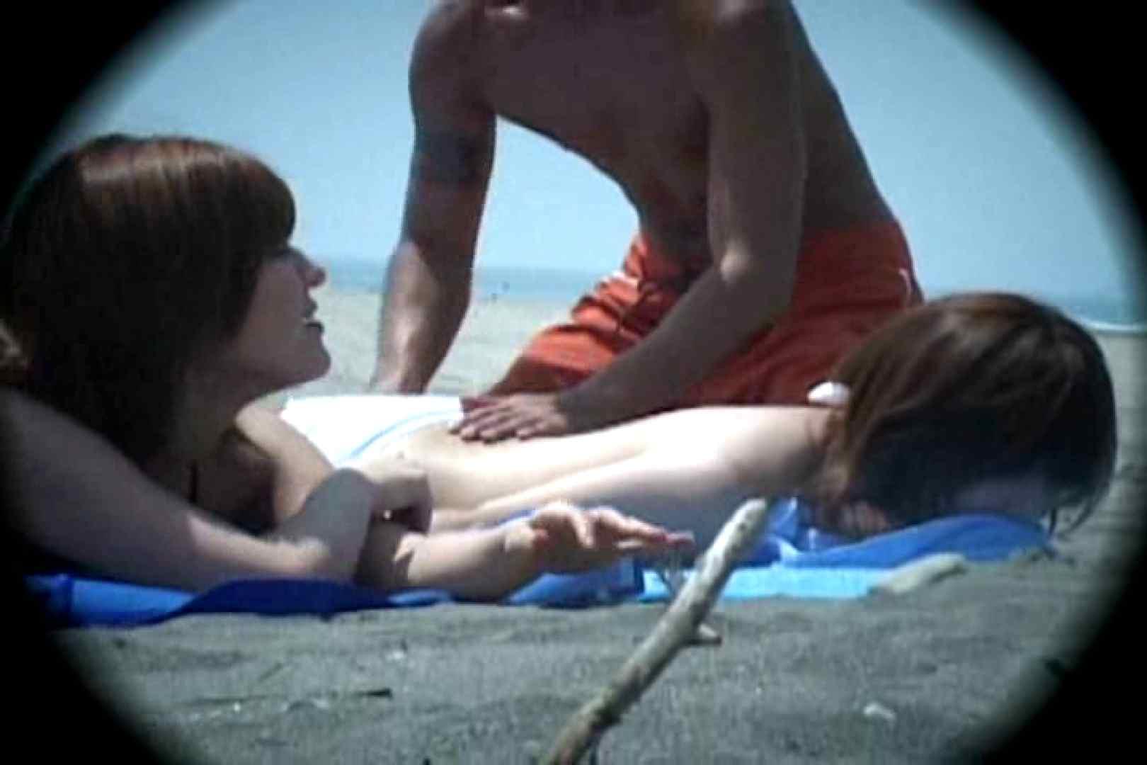 ビーチで発見!!はしゃぎ過ぎポロリギャルVol.2 チラ見え画像  109連発 35
