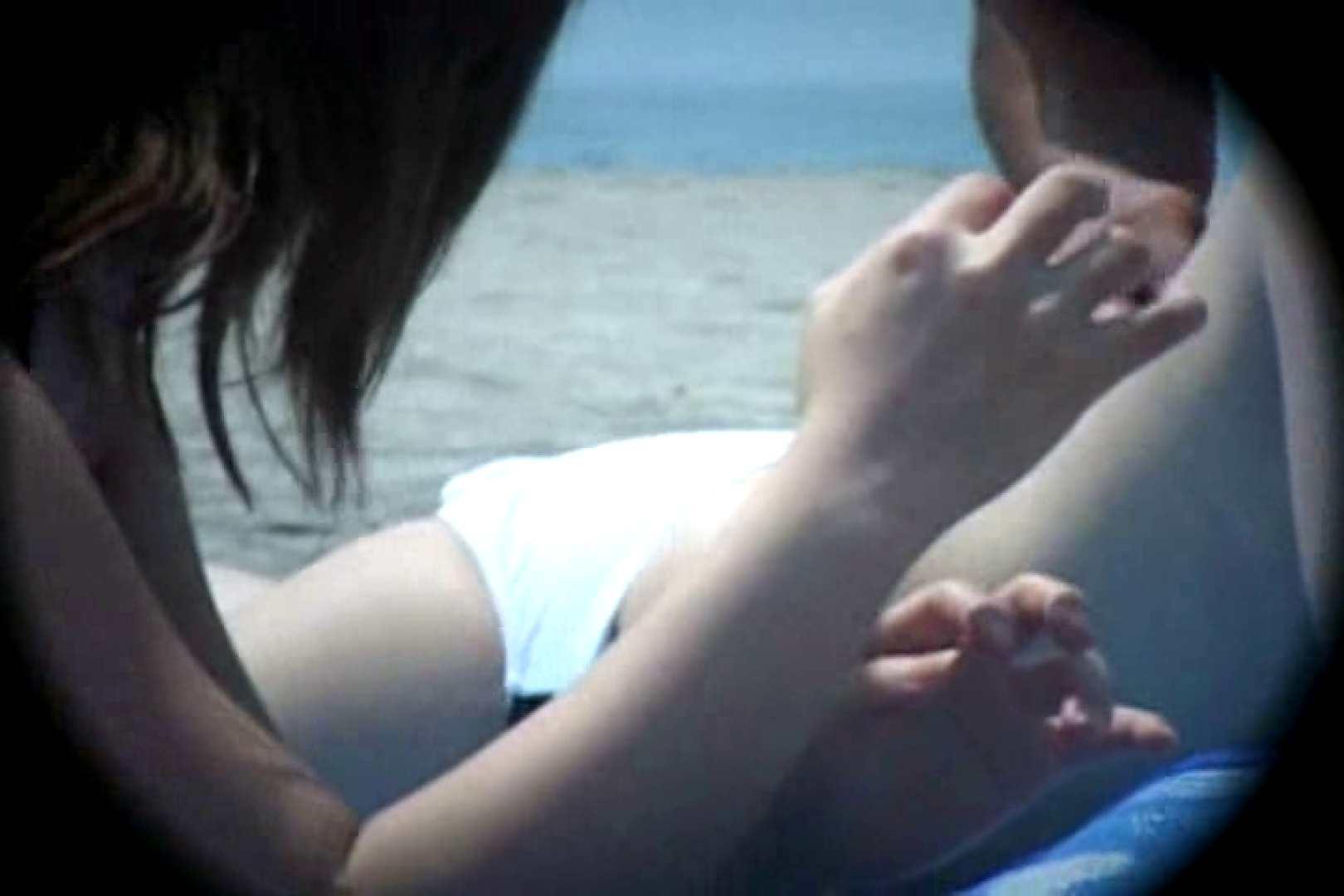 ビーチで発見!!はしゃぎ過ぎポロリギャルVol.2 水着娘 ワレメ無修正動画無料 109連発 38