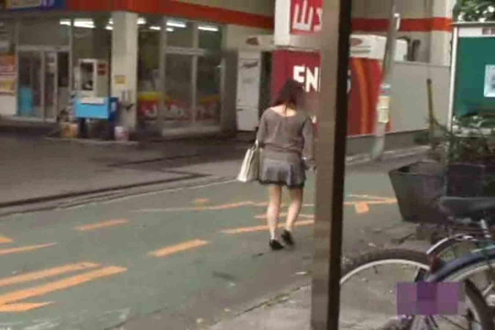 検証!隠し撮りスカートめくり!!Vol.1 美女OL | 0  87連発 63