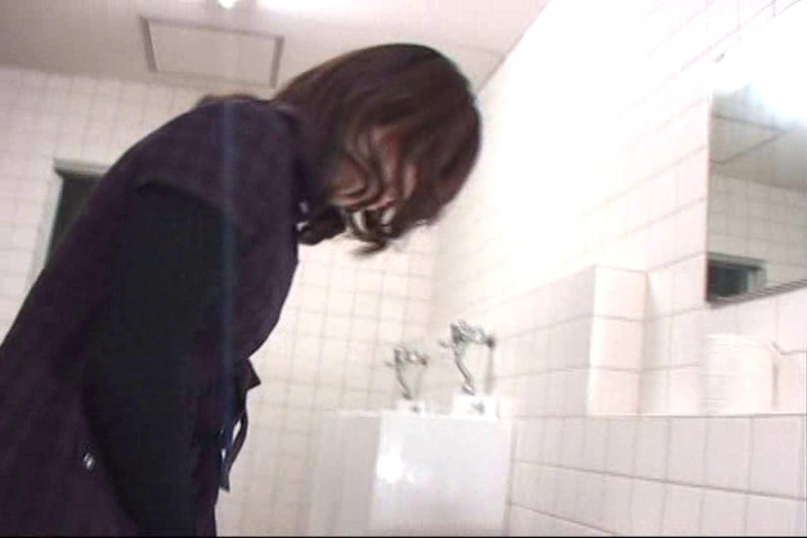 雑居ビル洗面所只今使用禁止中!Vol.6 美女OL  88連発 4