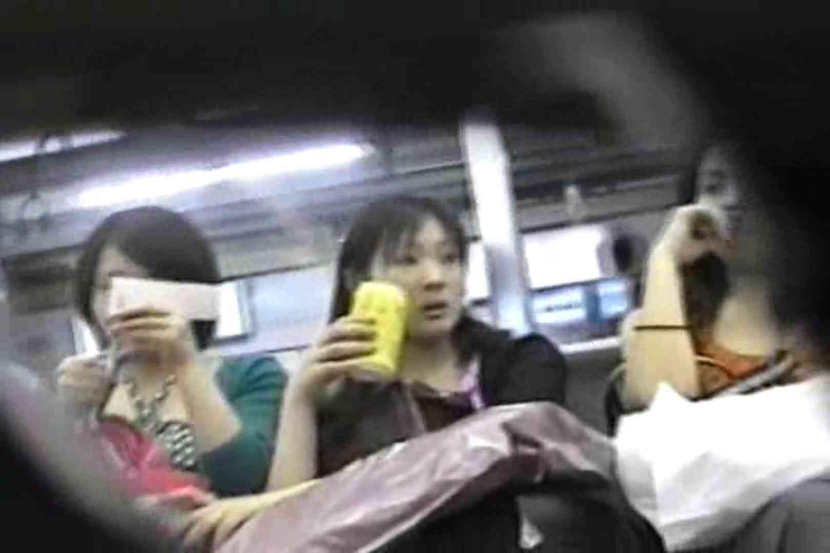 電車で発見!!デルタゾーンVol.7 美女OL  89連発 14